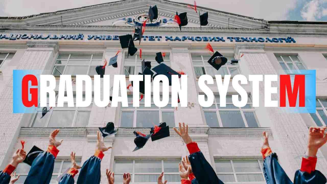卒業システム
