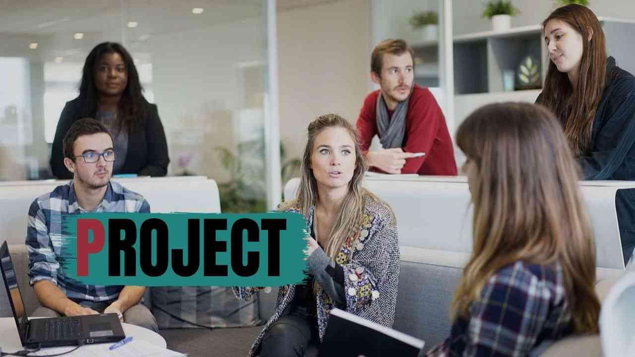 プロジェクトの提案や企画、実行