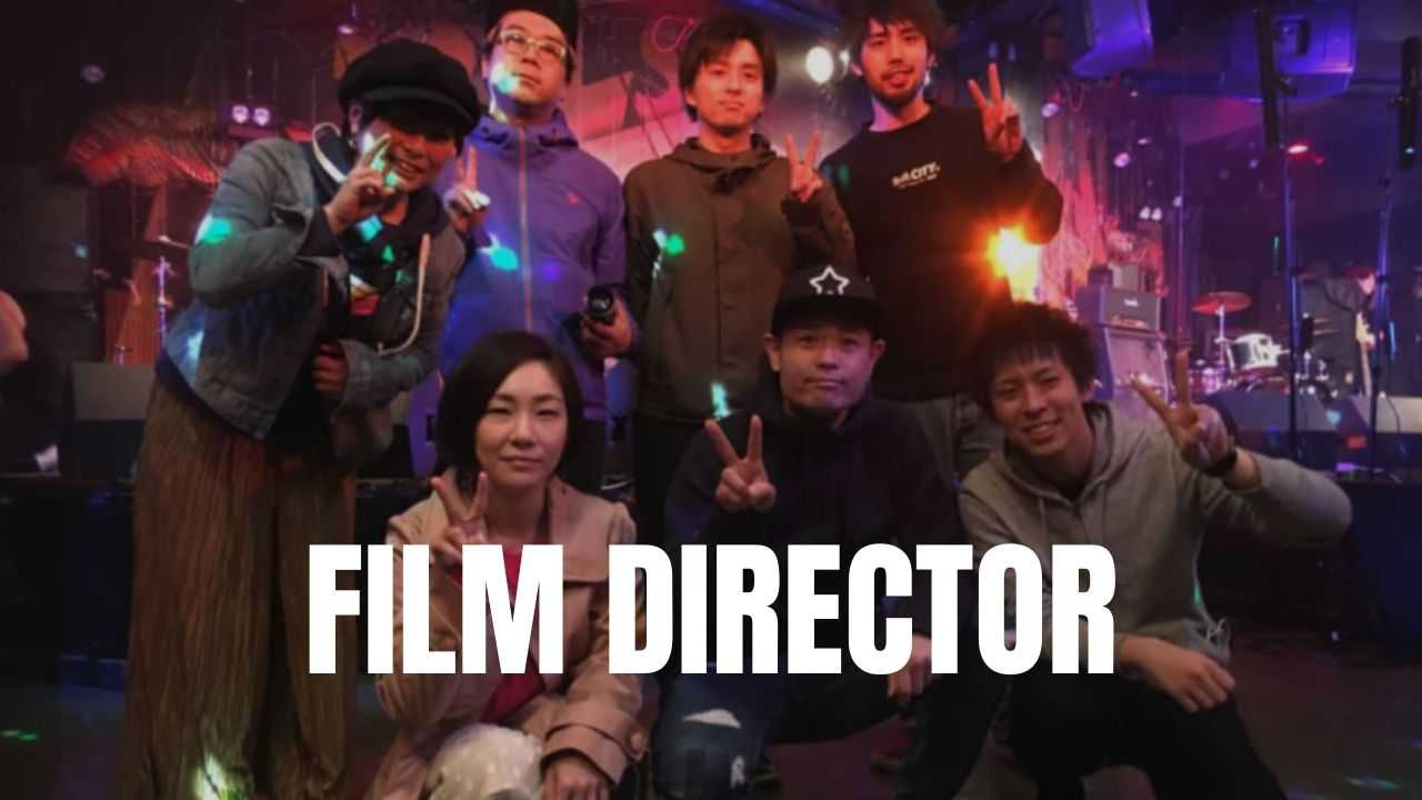 映画監督という顔も持つ