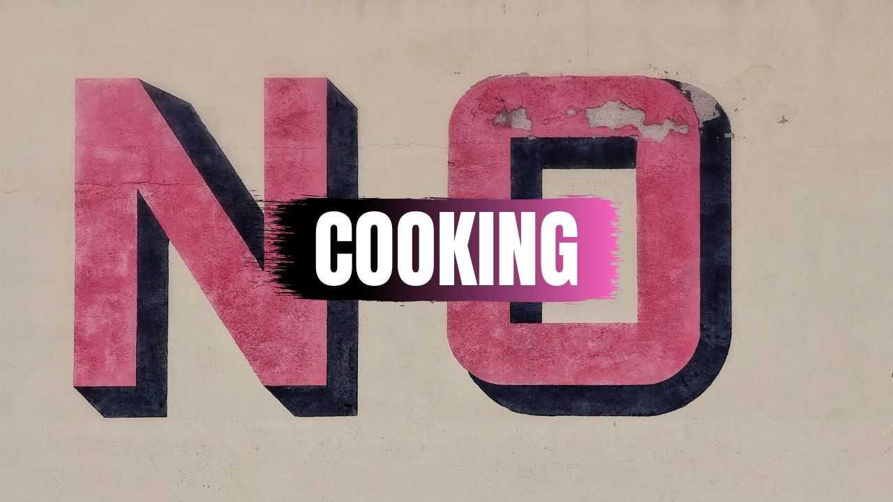 料理が嫌いな人