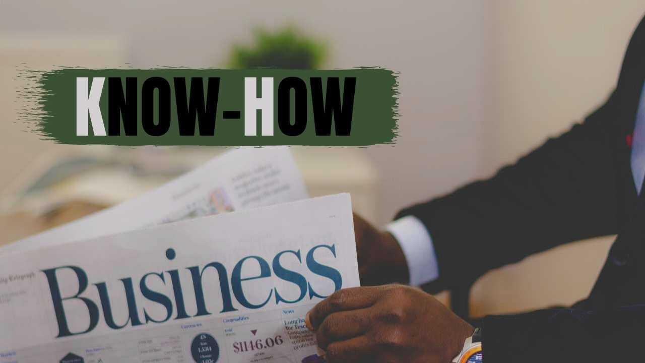 ビジネスノウハウが学べる