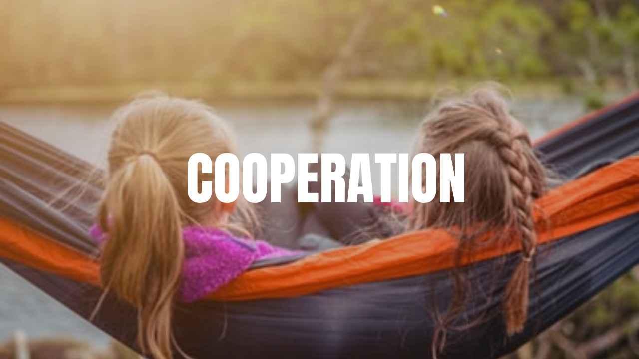 主体性が身につく&協力してくれるメンバー