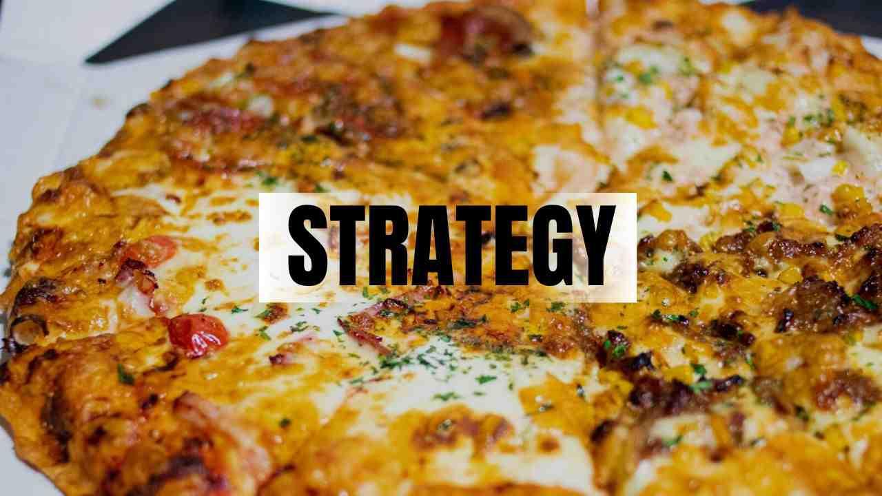 ドミノピザの戦略