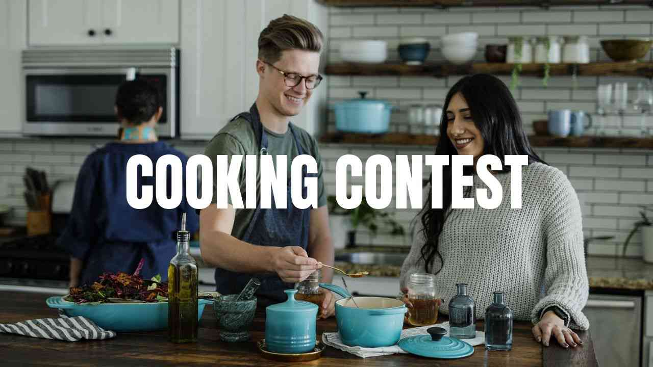 料理コンテスト