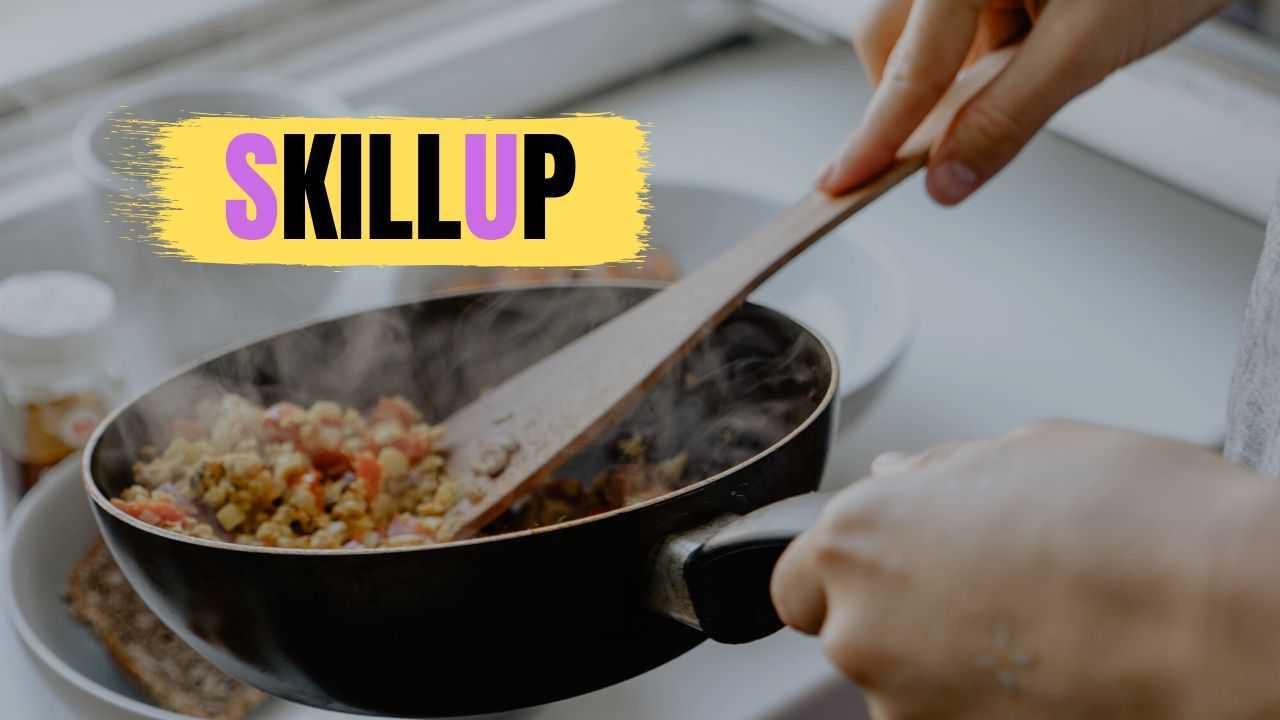 料理が上手になる