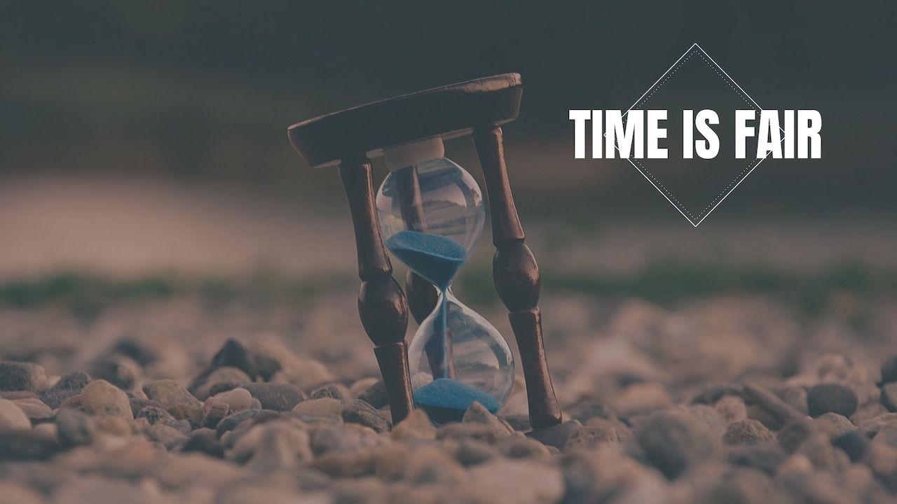 あなたもビルゲイツも時間は平等