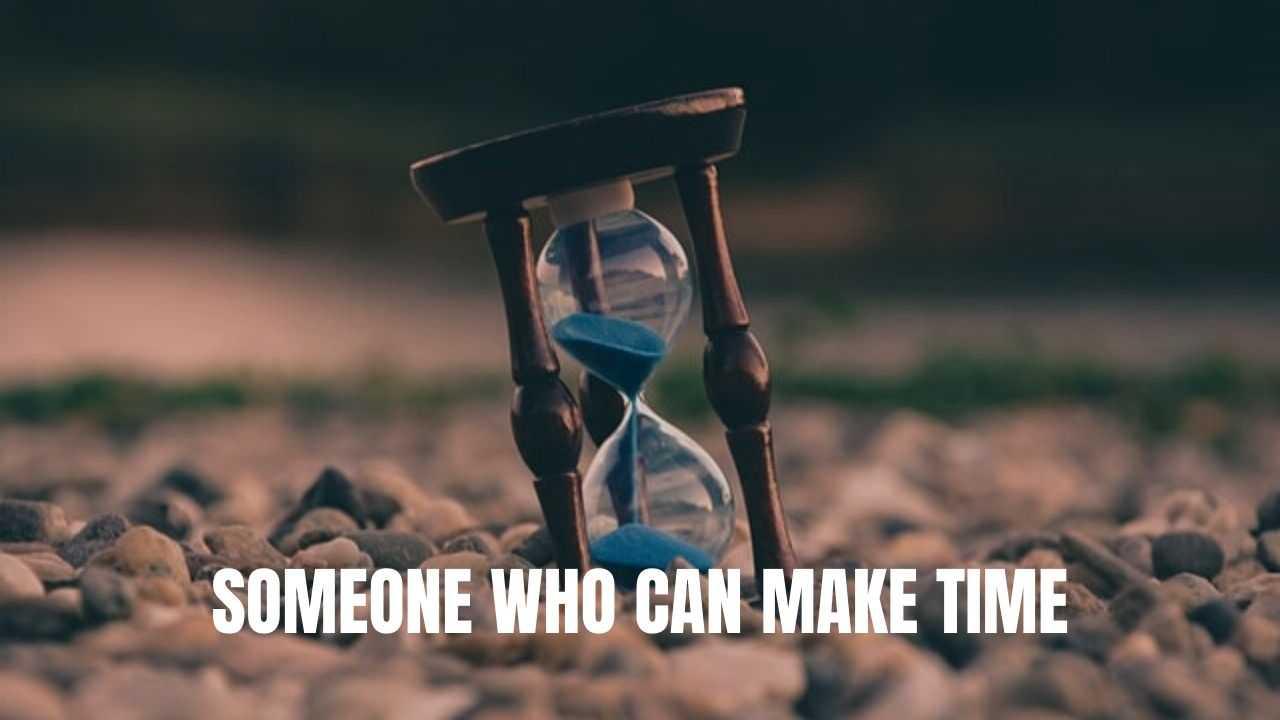 時間が作れる人