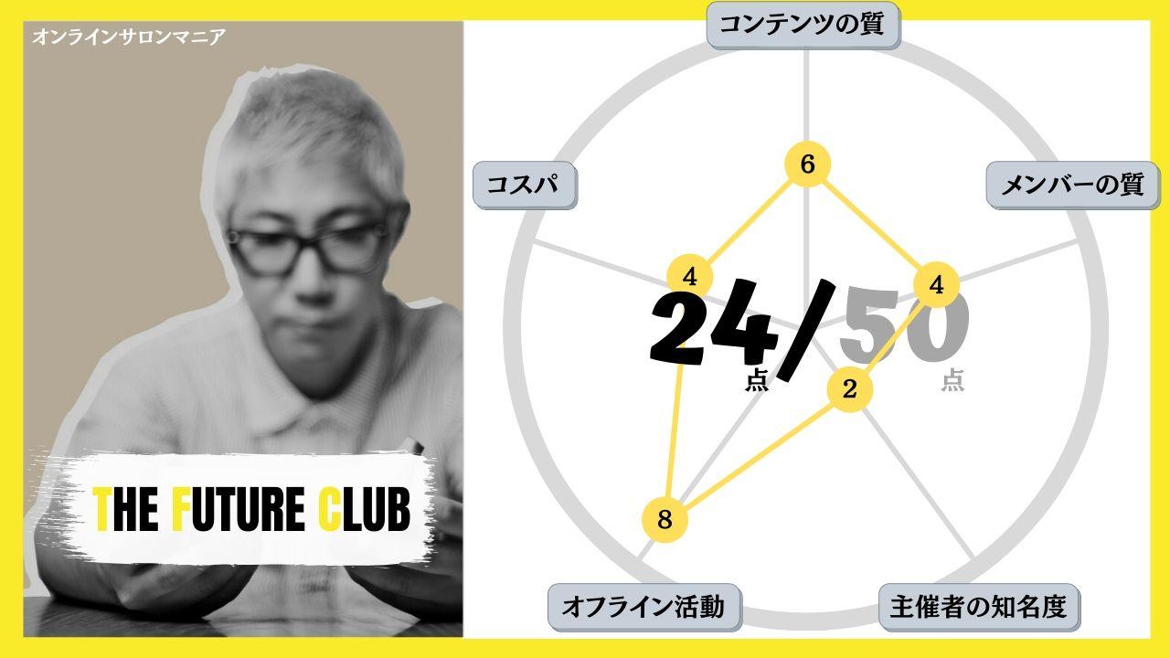 THE FUTURE CLUB評価
